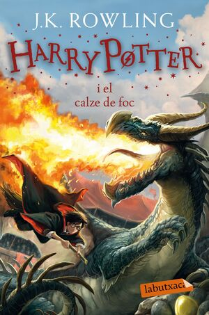 HARRY POTTER I EL CALZE DE FOC