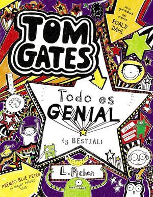 TOM GATES: TODO ES GENIAL (Y BESTIAL)