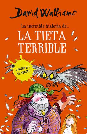 INCREIBLE HISTORIA TIETA TERRIBLE