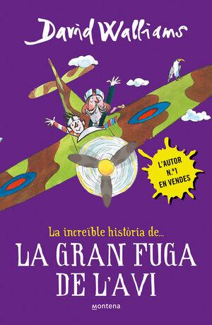 INCREIBLE HISTORIA GRAN FUGA DE