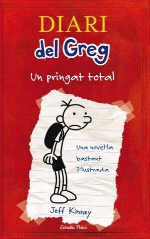 DIARI DEL GREG 1. UN PRINGAT TOTAL