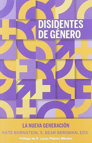 DISIDENTES DE GÉNERO